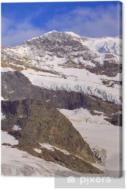 Obraz na płótnie Kompleks szczyt góry - simonyspitzen - Góry