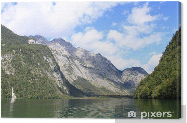 Obraz na płótnie Konigsee - Europa