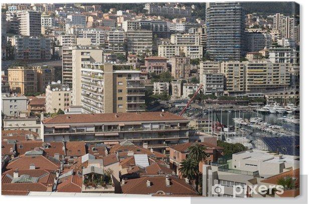 Obraz na płótnie Konstrukcje Montecarlo - Przemysł ciężki