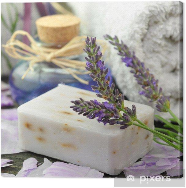 Obraz na płótnie Körperpflege, Lavender Aroma - Przeznaczenia