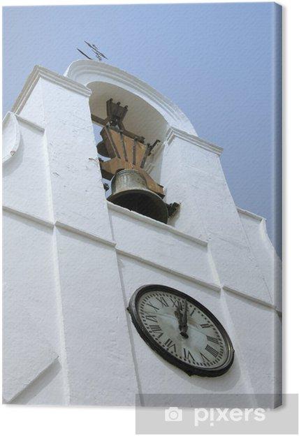 Obraz na płótnie Kościół Mijas - Europa