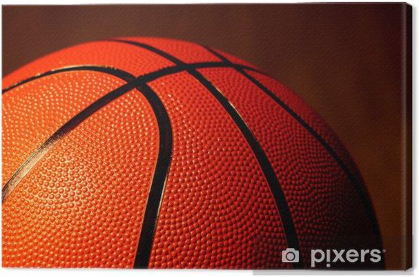 Obraz na płótnie Koszykówka - Koszykówka