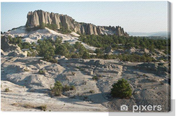 Obraz na płótnie Krajobraz W Dolinie frygijskim Turcji - Bliski Wschód