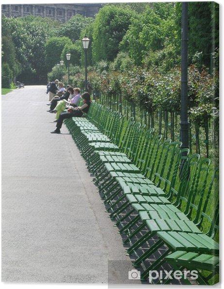 Obraz na płótnie Krzesła - Inne uczucia