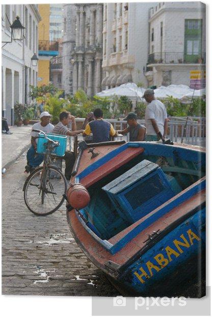 Obraz na płótnie Kuba - Przemysł ciężki