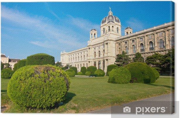 Obraz na płótnie Kunsthistorisches Museum w Wiedniu - Europa