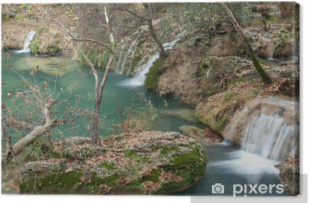 Obraz na płótnie Kursunlu Wodospad i kaskady w Antalya Turcja - Wakacje