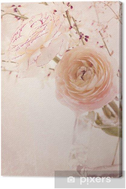 Obraz na płótnie Kwiaty Jaskier - Tematy