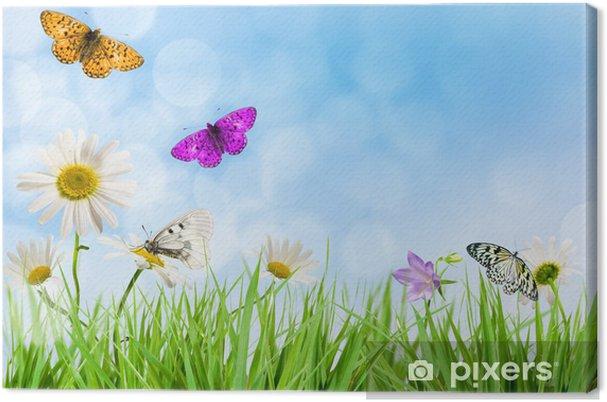 Obraz na płótnie Kwiaty - Tematy