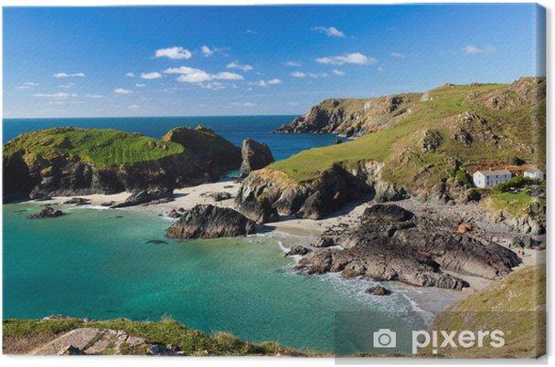 Obraz na płótnie Kynance Cove Cornwall - Inne pejzaże
