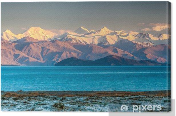 Obraz na płótnie Ładny widok pamir w Tadżykistanie - Podróże
