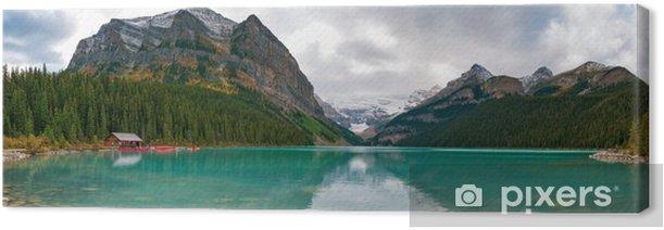 Obraz na płótnie Lake Louise - Ameryka