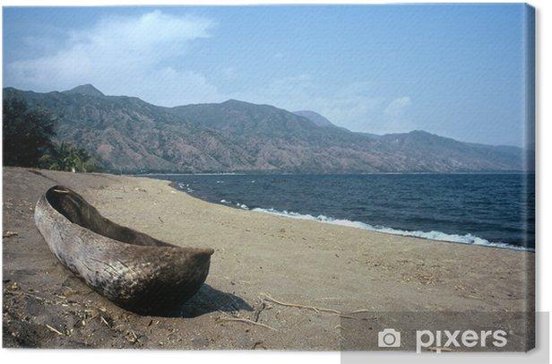 Obraz na płótnie Lake Malawi, Tanzania - Afryka
