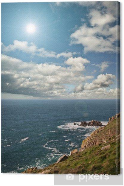 Obraz na płótnie Landsend, Cornwall, England - Wakacje