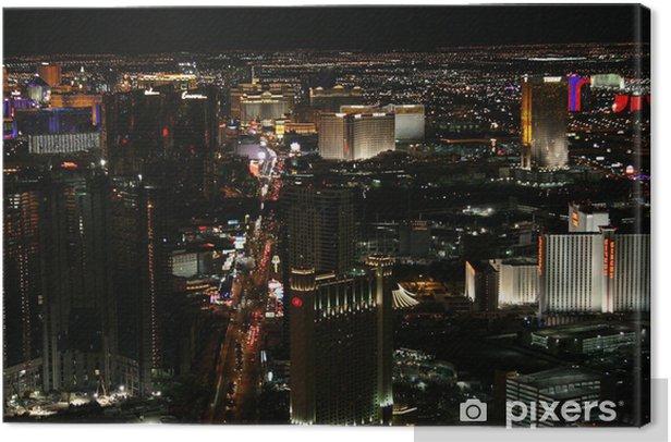 Obraz na płótnie Las Vegas Strip - Las Vegas