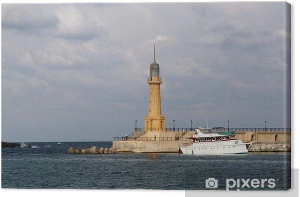 Obraz na płótnie Latarnia morska - Latarnia morska