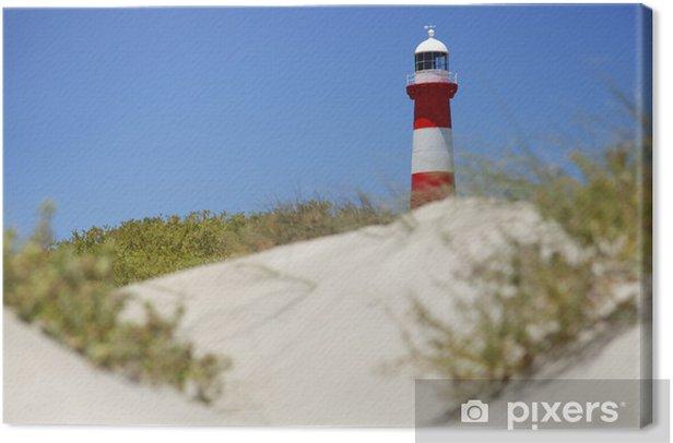 Obraz na płótnie Latarnia morska - Życie