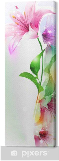 Obraz na płótnie Lato czy ilustracji wektorowych wiosna świeżego projektu - Sztuka i twórczość