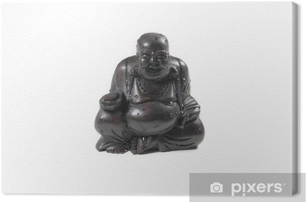 Obraz na płótnie Laughing Buddha - Zabytki