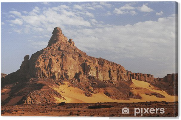 Obraz na płótnie Libiye 90 - Afryka