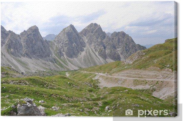 Obraz na płótnie Lienz Dolomity - Europa