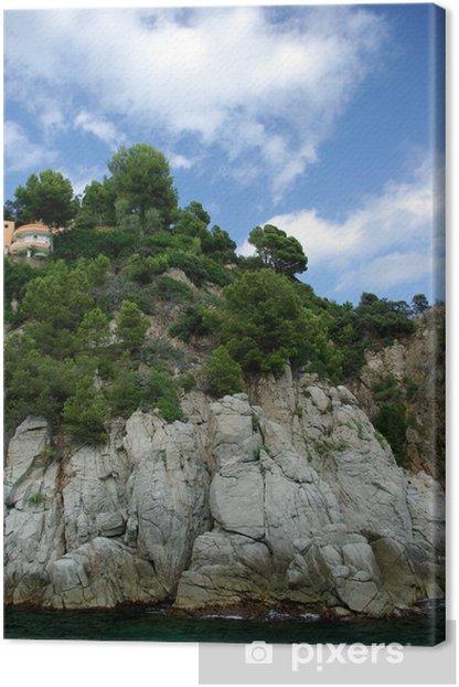 Obraz na płótnie Lloret de Mar, Hiszpania - Woda