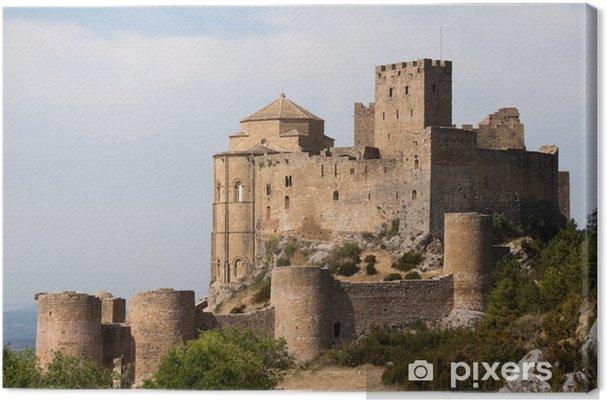 Obraz na płótnie Loarre Castillo, Huesca (Hiszpania) - Tematy