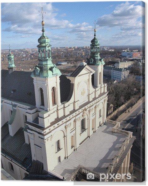 Obraz na płótnie Lublin katedra, Polska - Europa