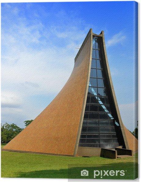 Obraz na płótnie Luce Memorial Chapel - Budynki użyteczności publicznej
