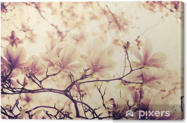 Obraz na płótnie Magnolia - Style