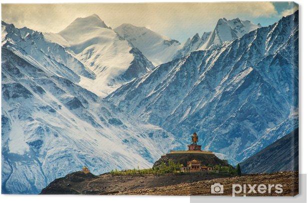Obraz na płótnie Maitreya w disket klasztoru, Ladakh, Indie - Style