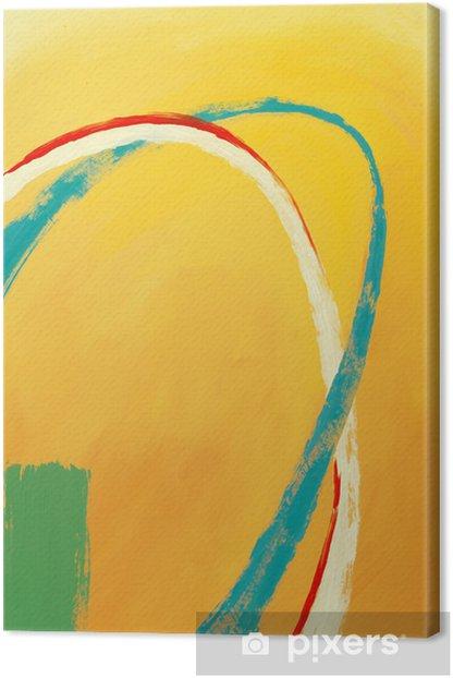 Obraz na płótnie Malarstwo abstrakcyjne - Tematy