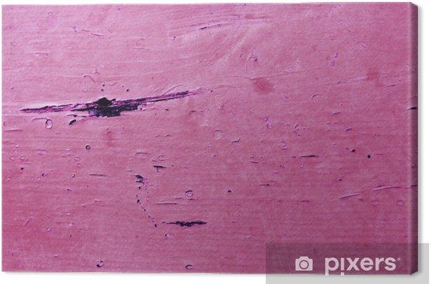 Obraz na płótnie Malować - Tekstury