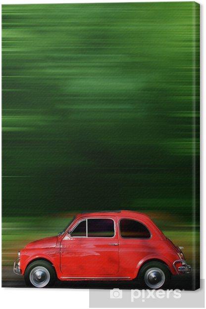 Obraz na płótnie Mały samochód - Transport drogowy