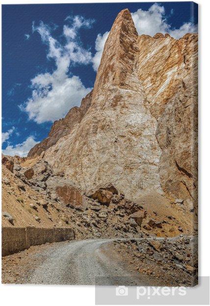Obraz na płótnie Manali-Leh road - Góry