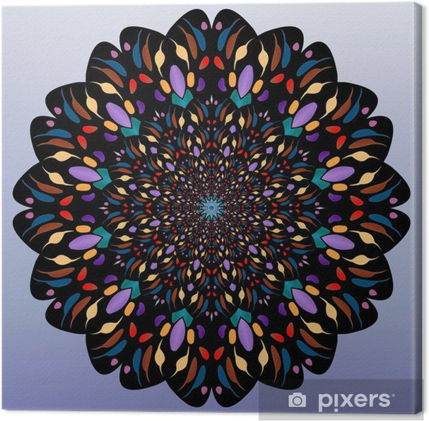 Obraz na płótnie Mandala 2 - Religie