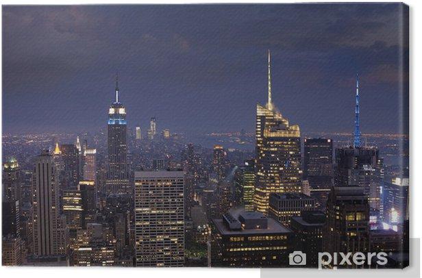 Obraz na płótnie Manhattan - Tematy