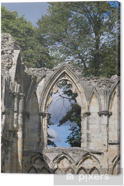 Obraz na płótnie Mariackiej opactwo church_1 - Europa