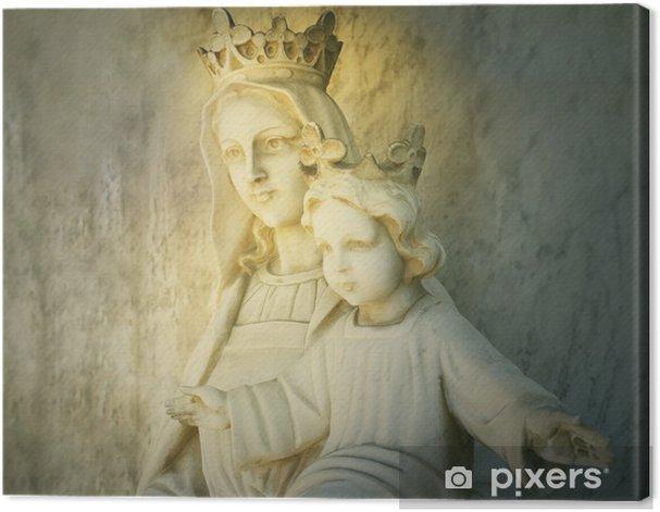 Obraz na płótnie Maryja i Jezus - Tematy
