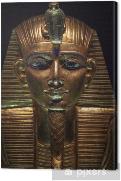 Obraz na płótnie Maska Tutanchamona - Sztuka i twórczość