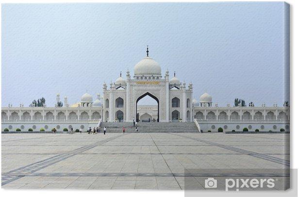 Obraz na płótnie Meczet, Hui Centrum Kultury, Yinchuan, Ningxia, Chiny - Azja