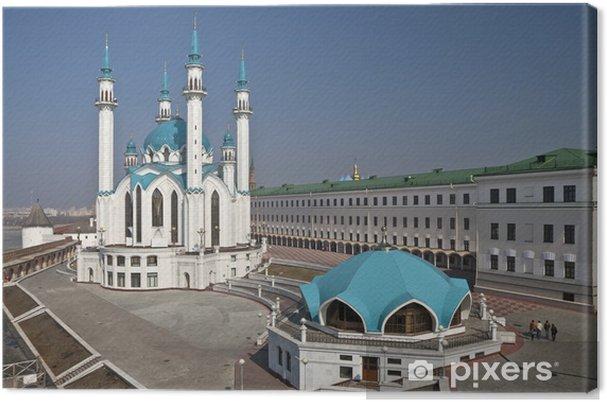 Obraz na płótnie Meczet Kul Szarif, Kazan - Religie