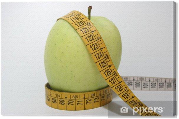 Obraz na płótnie Mela1 - Owoce