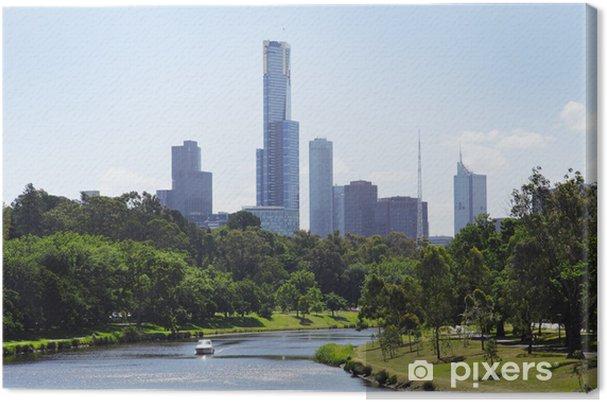 Obraz na płótnie Melbourne - Oceania