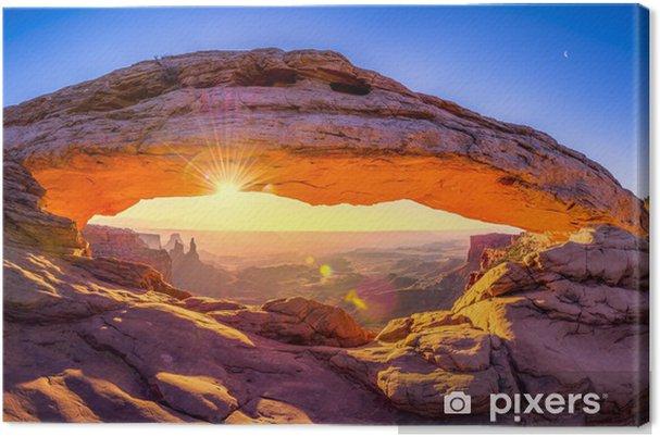 Obraz na płótnie Mesa Arch Panorama - Tematy