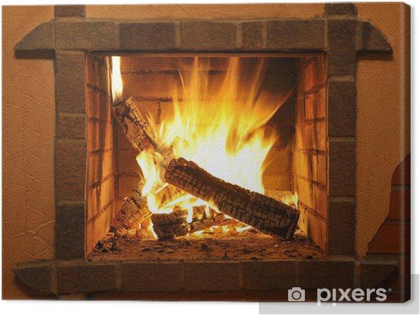 Obraz na płótnie Miejsce na ognisko - Tematy