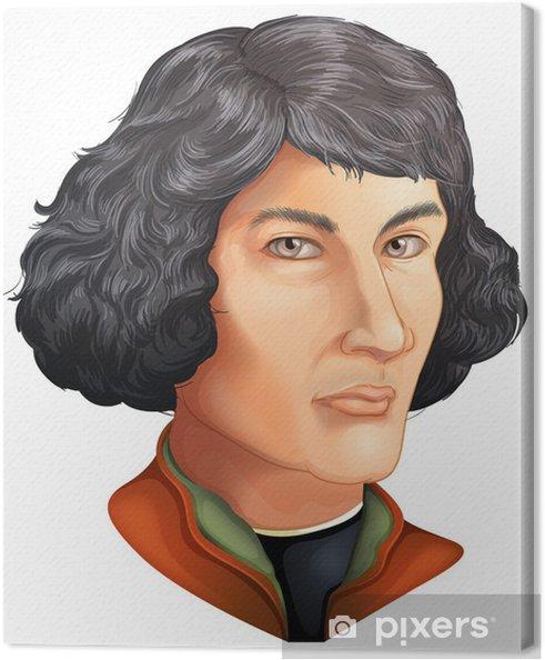 Obraz Na Płótnie Mikołaja Kopernika Pixers żyjemy By Zmieniać