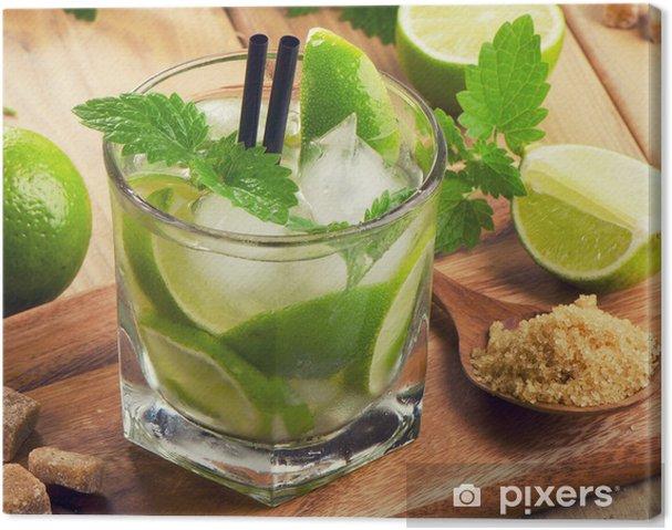 Obraz na płótnie Mojito koktajl - Alkohol