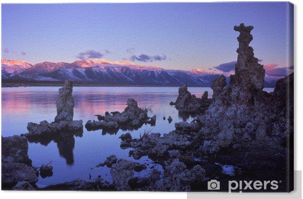 Obraz na płótnie Mono lake sunrise 2 - Natura i dzicz