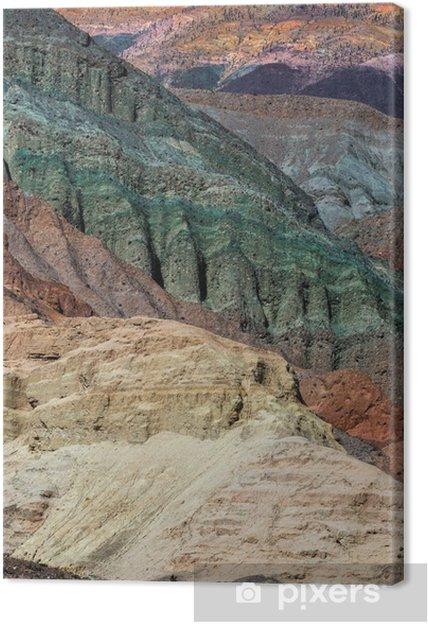 Obraz na płótnie Montañas en Salta, Argentyna - Krajobrazy